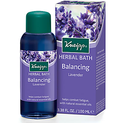 Kneipp Lavender Balancing Herbal Bath