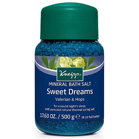 Kneipp Valerian & Hops Sweet Dreams Mineral Bath Salts