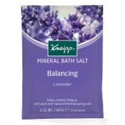Kneipp Lavender Balancing Mineral Bath Salts (60g sachet)