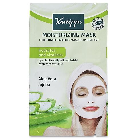 Kneipp Moisturising Mask (Aloe Vera & Jojoba) - 2 x 8ml