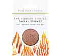 Konjac Elements Facial Sponge - Fire.  The Trouble Shooting One