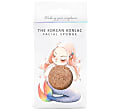 Konjac Mythical Mermaid Sponge Box with Hook - Red Clay