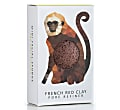 Konjac Mini Rainforest Pore Refiner French Red Clay - Monkey