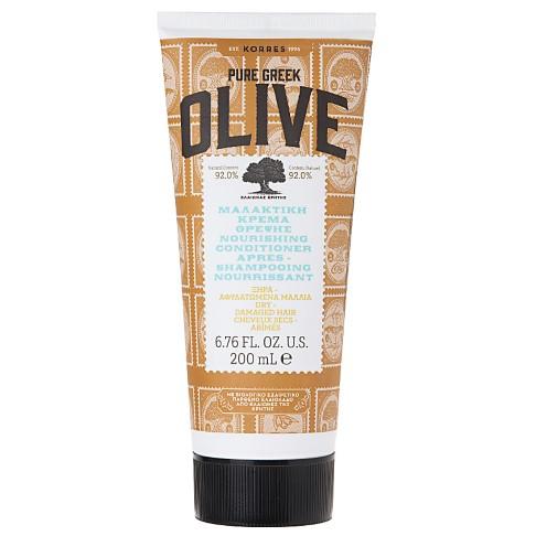 Korres Pure Greek Olive Nourishing Conditioner for dry/damaged hair