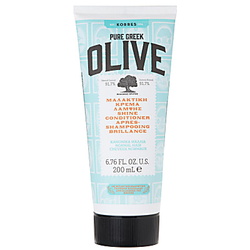 Korres Pure Greek Olive Shine Brilliance Conditioner for normal hair