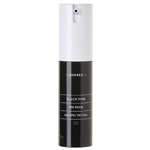 Korres Natural 3D Black Pine Lifting & Firming Eye Cream