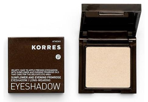 Korres Sunflower & Evening Primrose Eye Shadow