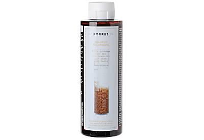 Korres Rice Proteins & Linden Shampoo - Fine/Thin Hair