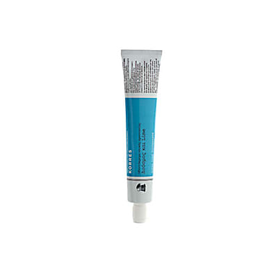 Korres Spearmint and Lime toothpaste for sensitive teeth and gums  75ml
