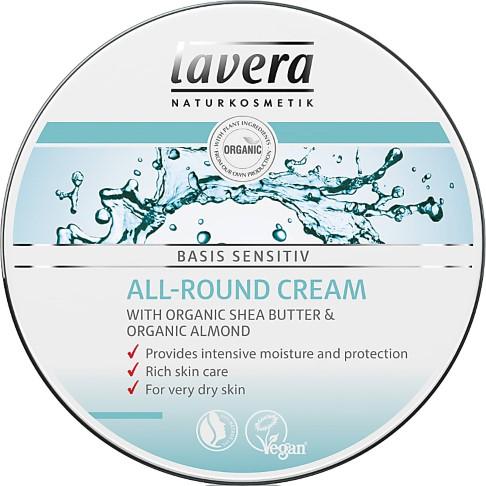 Lavera Basis Sensitiv Organic All Round Cream