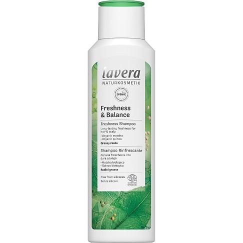 Lavera Organic Freshness & Balance Shampoo