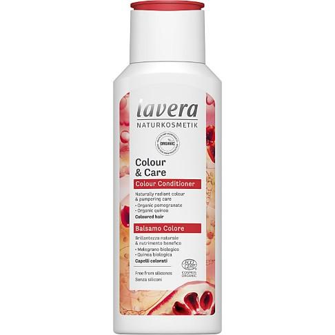 Lavera Organic Colour & Shine Conditioner - colour treated hair