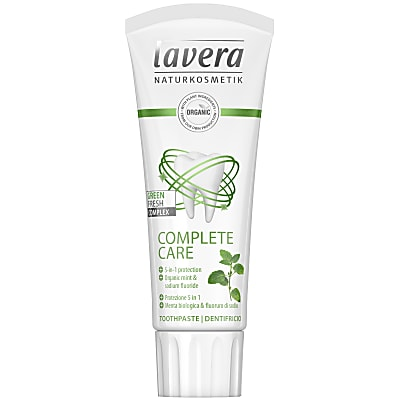 Lavera Complete Care Toothpaste with Mint and Flouride