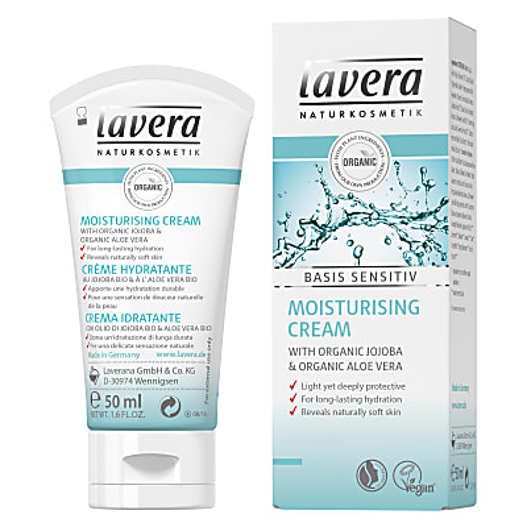 Lavera Basis Sensitiv Moisturising Cream