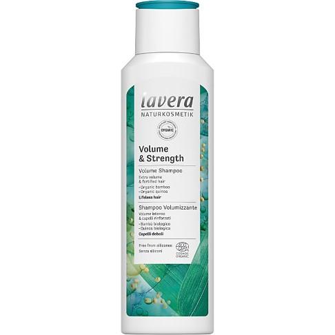 Lavera Organic Volume & Strength Shampoo