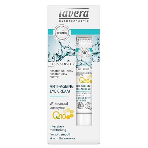 Lavera Basis Sensitive Q10 Anti Ageing Eye Cream