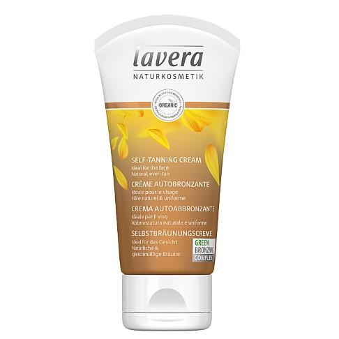 Lavera Organic Self Tanning Face Cream
