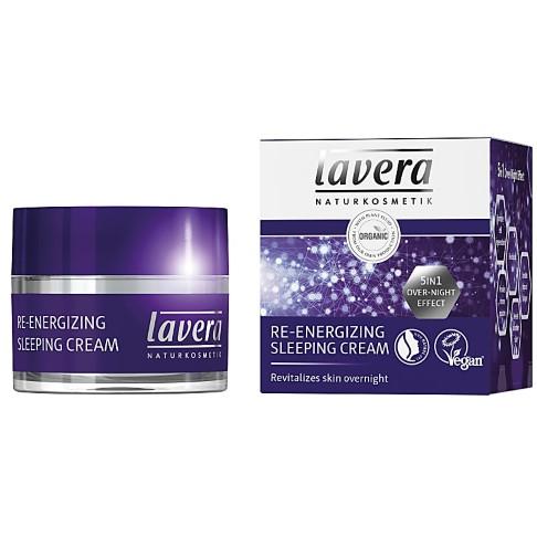 Lavera Re-energising Sleeping Cream