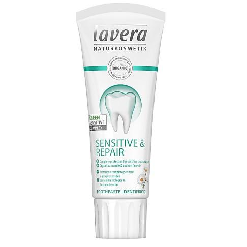 Lavera Sensitive and Repair Toothpaste - Sensitive