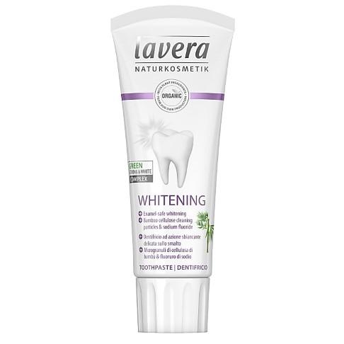 Lavera Whitening Toothpaste with Flouride