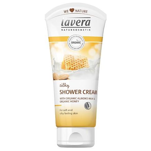 Lavera Silky Shower Cream