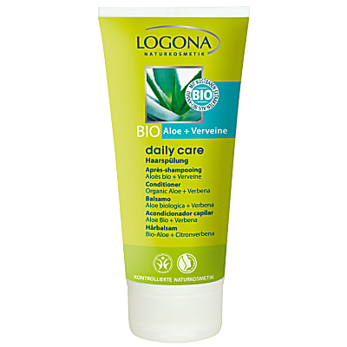 Logona Daily Care Hair Conditioner Organic Aloe & Verbena