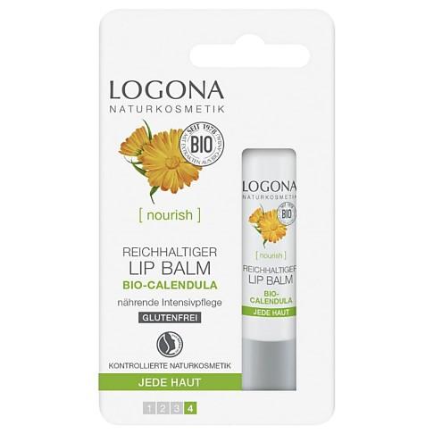 Logona Lip Balm Organic Calendula