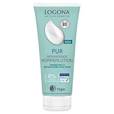Logona Fragrance Free Body Lotion