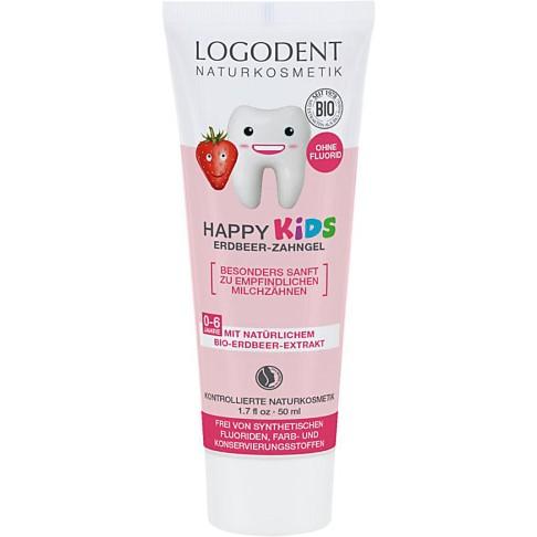 Logona Kids Dental Gel Strawberry