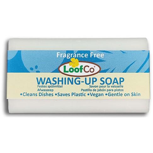 LoofCo Fragrance Free Dishwashing Soap Bar
