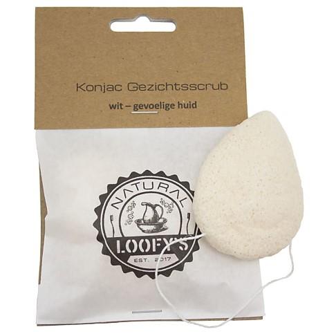 Loofy's Konjac  Facial Sponge (Sensitive Skin)