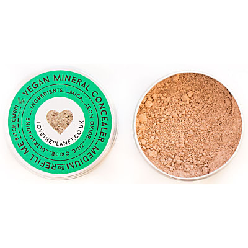 Love the Planet Vegan Mineral Concealer - Medium