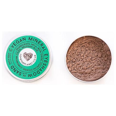 Love the Planet Vegan Mineral Eyeshadow - Sand