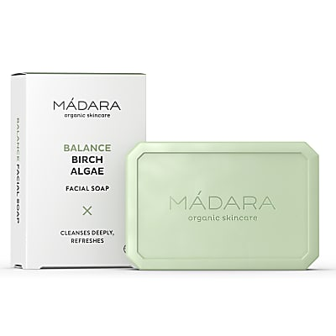 Madara Birch Algae Balancing Face Soap