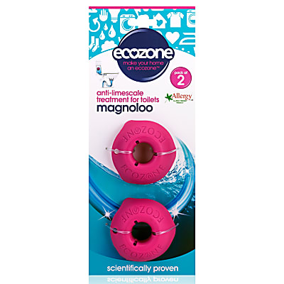 Ecozone Magnoloo - Anti-limescale device for toilets