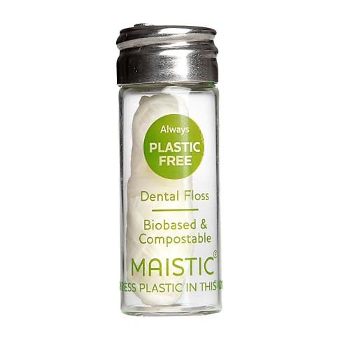 Maistic Plastic Free Dental Floss - 30ml