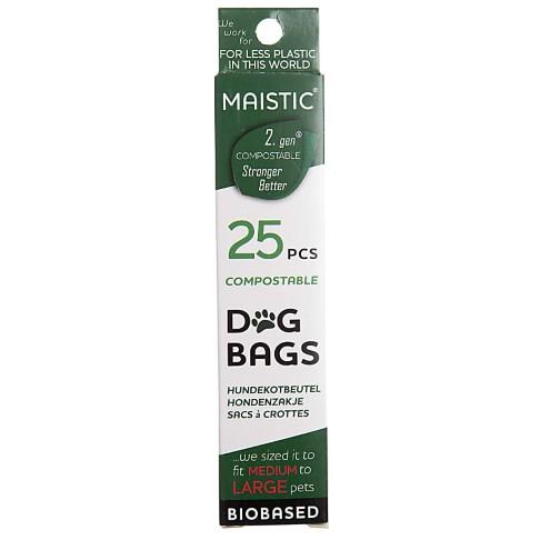Maistic Compostable Dog Bag - Large (25)