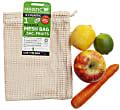 Maistic Organic Cotton Fruit 'n' Veg Reusable Mesh Bag - 1 Large Bag