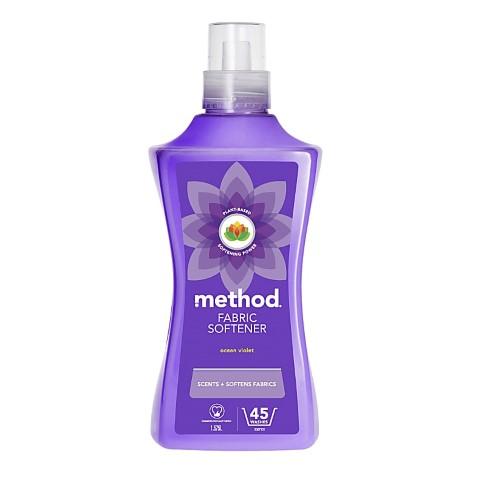 Method Fabric Softener - Ocean Violet 1.58L  (45 washes)