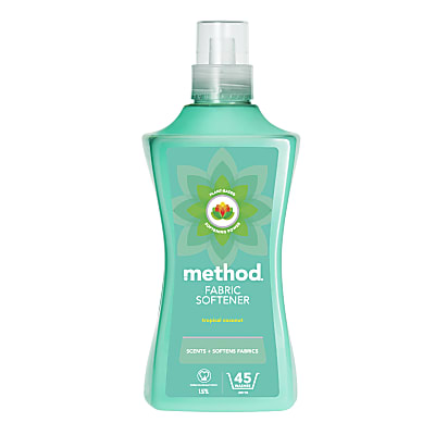 Method Fabric Softener - Tropical Coconut 1.58 L  (45 washes)
