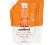 Method Washing Up Liquid Refill - Clementine