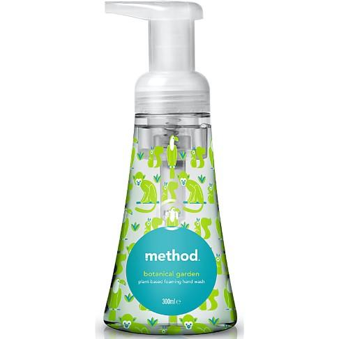 Method Botanical Garden Foaming Hand Soap