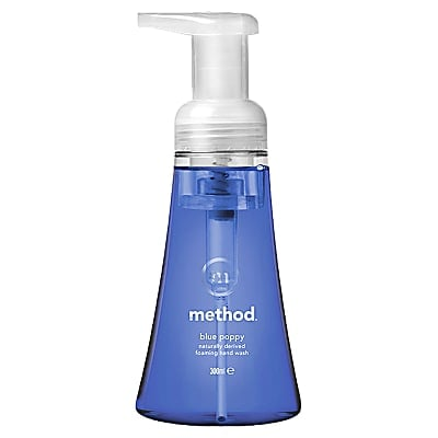 Method Foaming Hand Soap - Blue Poppy