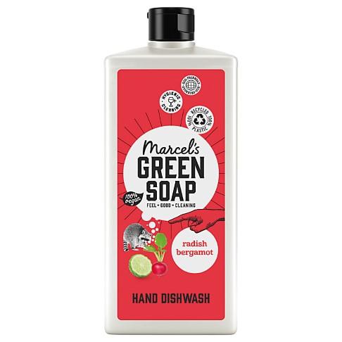 Marcel's Green Soap Washing Up Liquid Radish & Bergamot