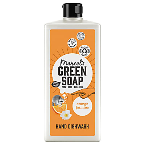 Marcel's Green Soap Washing Up Liquid Orange & Jasmine