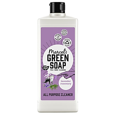 Marcel's Green Soap All Purpose Cleaner Lavender & Rosemary