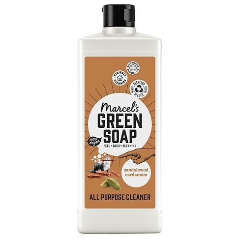 Marcel's Green Soap All Purpose Cleaner Sandalwood & Cardamom