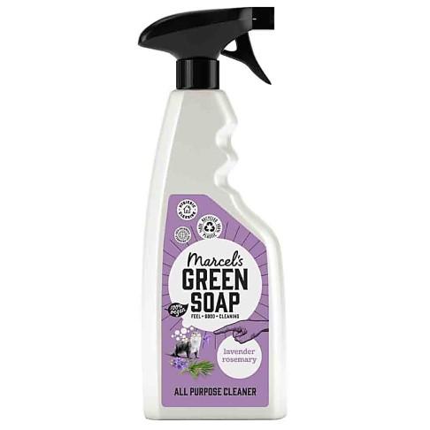 Marcel's Green Soap All Purpose Spray Lavender & Rosemary