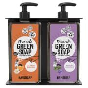 Marcel's Green Soap Soap Dispenser - Double