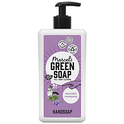 Marcel's Green Soap Hand Soap Lavender & Rosemary 500ml